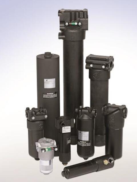 Hydraulikk Høytrykksfilter fra DP Filterteknikk