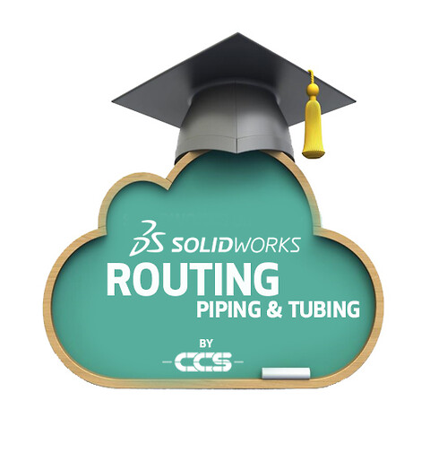 SolidWorks Routing: Piping & Tubing