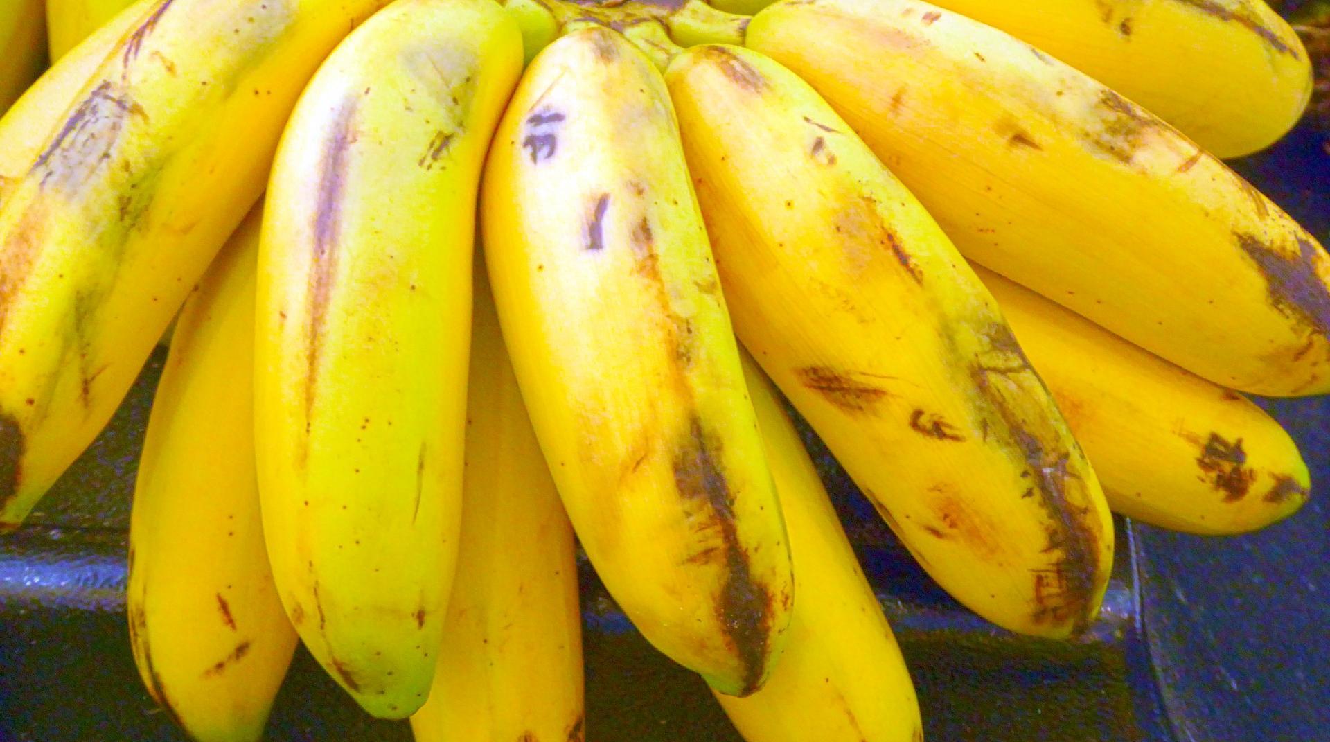 Picture of: Bananer Kan Bli Morgondagens Bildelar Motor Magasinet