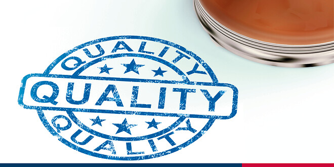 Vi er ISO certificerede