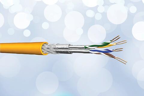 Cat. 8 datakabler til 40 Gbit/s - Prysmian Cat. 8. datakabel til 40 Gbit/s