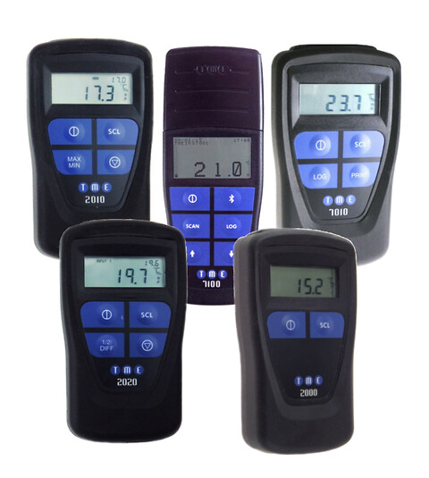 Digital termometre