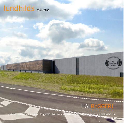 Halbyggeri fra Lundhild tegnestue
