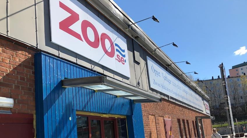 Här öppnar husdjursjätten ny butik