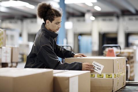 Pakker - pakkelevering pakker danske fragtmænd