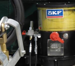 SKF automatisk smøresystem!
