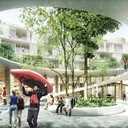 Werk er arkitektrådgiver på Stubkaj i Nordhavn