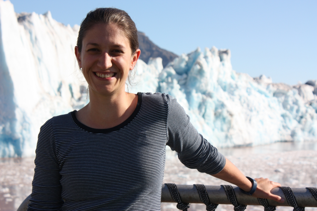 Norsk Polarinstitutt forsker