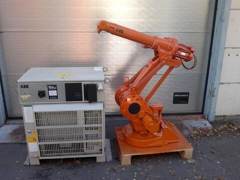 ABB robot IRB1400 S4C+ 5kg/1.44m M2000 FYND !!!