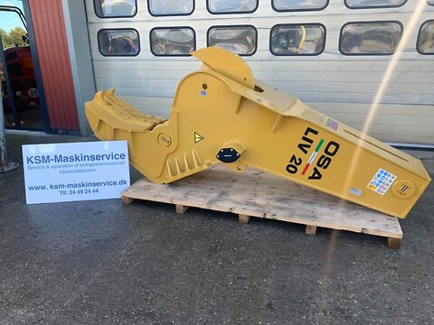 OSA Demolition Equipment LIV20 2020