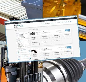 Betech.shop – stort online-udvalg af bælge til maskinindustri, transport og automation