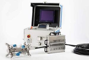 KASRO UV-lystog system til strømpeforing