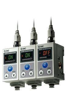 ISA3-L spaltdetektor närvarogivare med IO-link | SMC automation