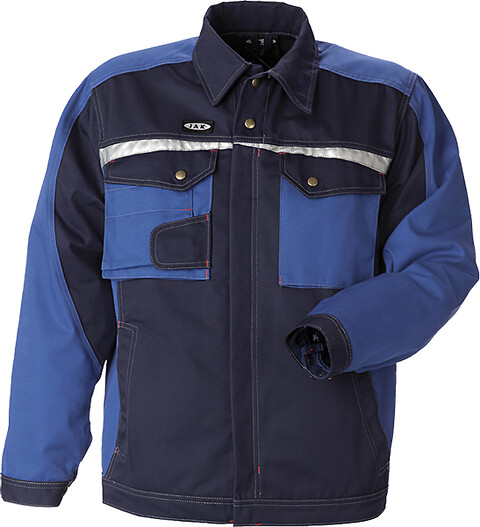Arbejdsjakke, 9205 - marine/kongeblå