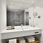 Alsik Hotel badeværelse