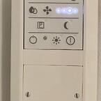 Sensorstyringen velger  ventilasjonsnivå