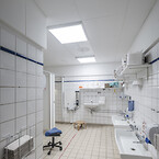 Døgnrytmepanel fra LED-TEK installeret i 2 institutioner i Hørsholm