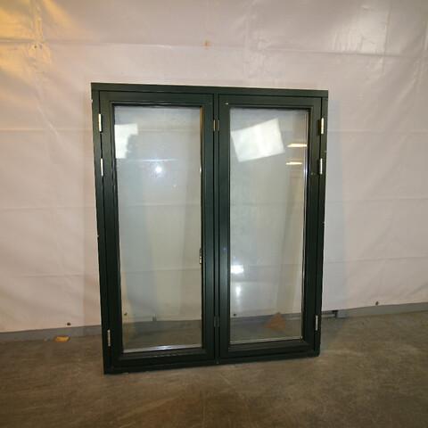 Sidehængt vindue, træ, 009529