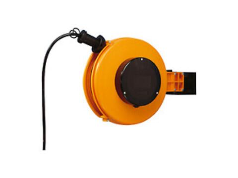 Kvalitets kabeltromler med fjeder/motor optræk