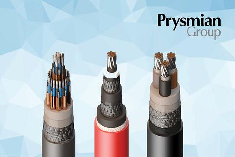 Offshore kabler til olie & gas - Prysmian olie & gas kabler