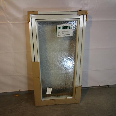 Topstyret vindue, træ/alu, 009510