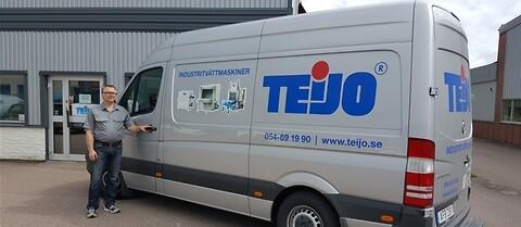 TEIJO  - Serviceavtal - Service – Underhåll