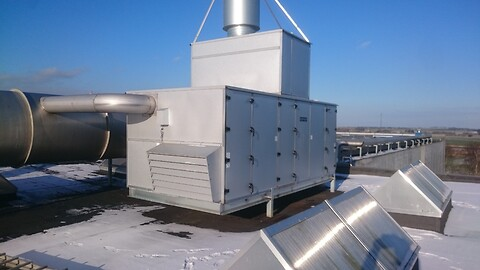 Ventilationsaggregater fra Kristiansen & Co