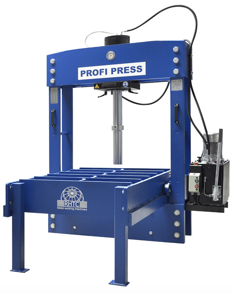 100t presse PPTL-100