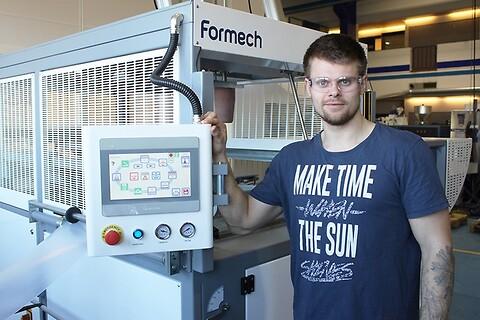 Norner styrker sitt fodaftryk af polymer R & D tjenester - Norner styrker sitt fodaftryk af polymer R & D tjenester