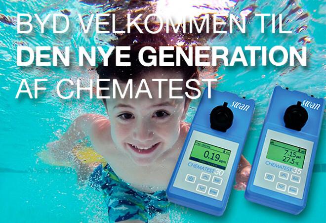 SWAN Chematest 30 og 35 - den nye generation til måling af vandkvalitet