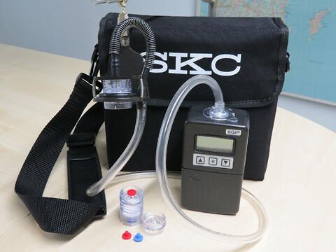 Safe Control analyserar asbestförekomst i luft
