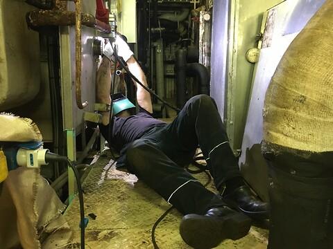 Service og vedligehold af køleanlæg