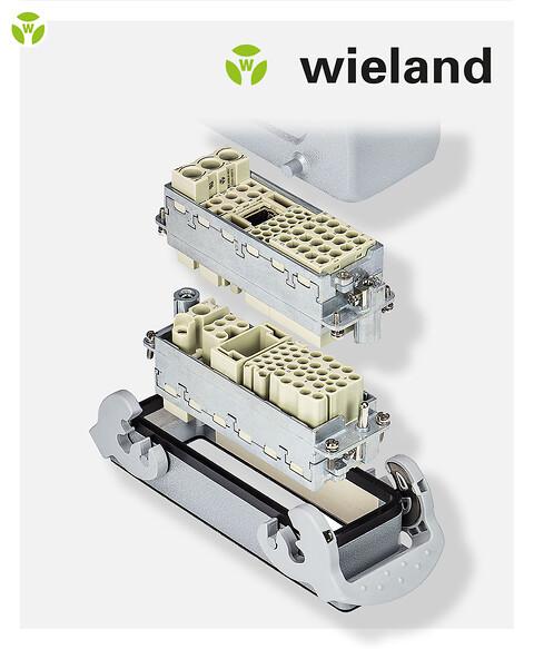 Wieland Electric presenterar revos Modular - Revos Modular industristik der kan det hele fra Wieland Electric