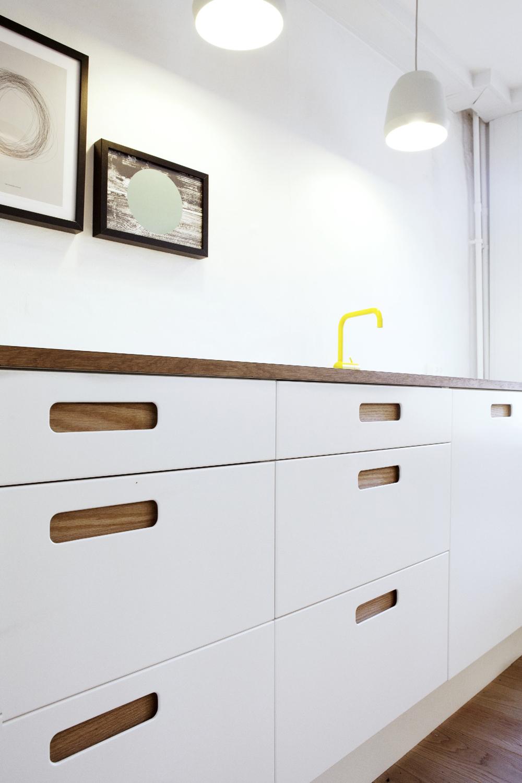 Nyt køkkenkoncept hacker Ikea - Wood Supply DK