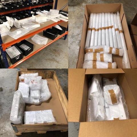 Fremstilling af plast komponenter og maskindele -  Fremstilling af plast komponenter og maskindele