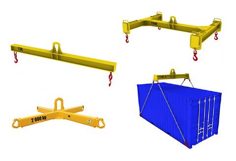 Danløft fører et bredt udvalg af løfteåg - løfteåg til sække, containere. bjælkeløfteåg til kran