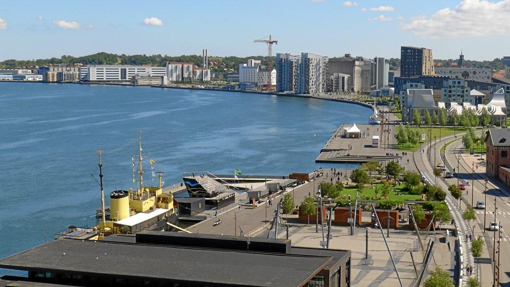 Aalborgs havnefront vinder Byplanprisen - Licitationen