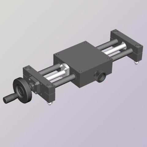 Justeringsmodul fra Aluflex System