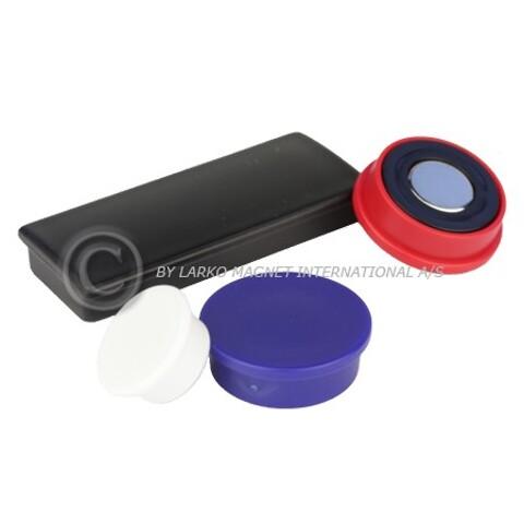 Delux Magnetknappar och kylskåpsmagneter m/u tryck