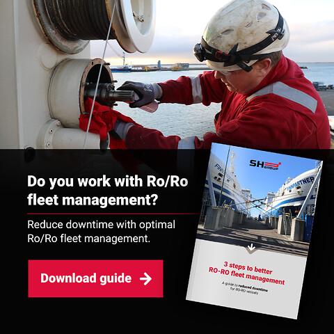 3 steps to better Ro/Ro fleet management  - 3 steps to better Ro/Ro fleet management