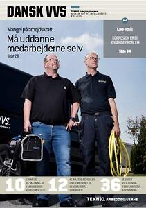 Læs Dansk VVS 8, 2019