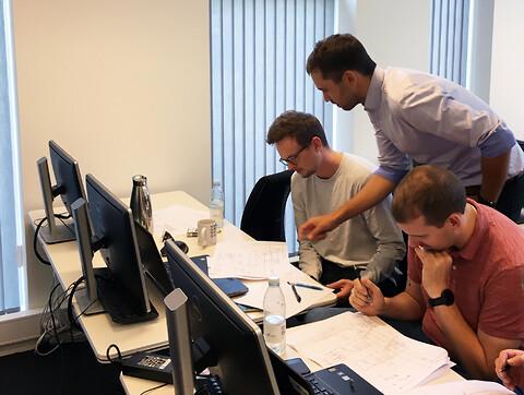 Introduktion til Siemens PLC/HMI - Kursus Au2mate Academy