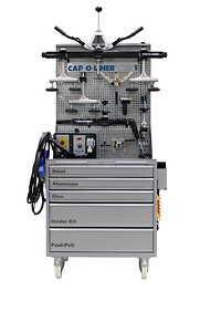 CDR1 arbetsstation för kosmetiska sadereparation