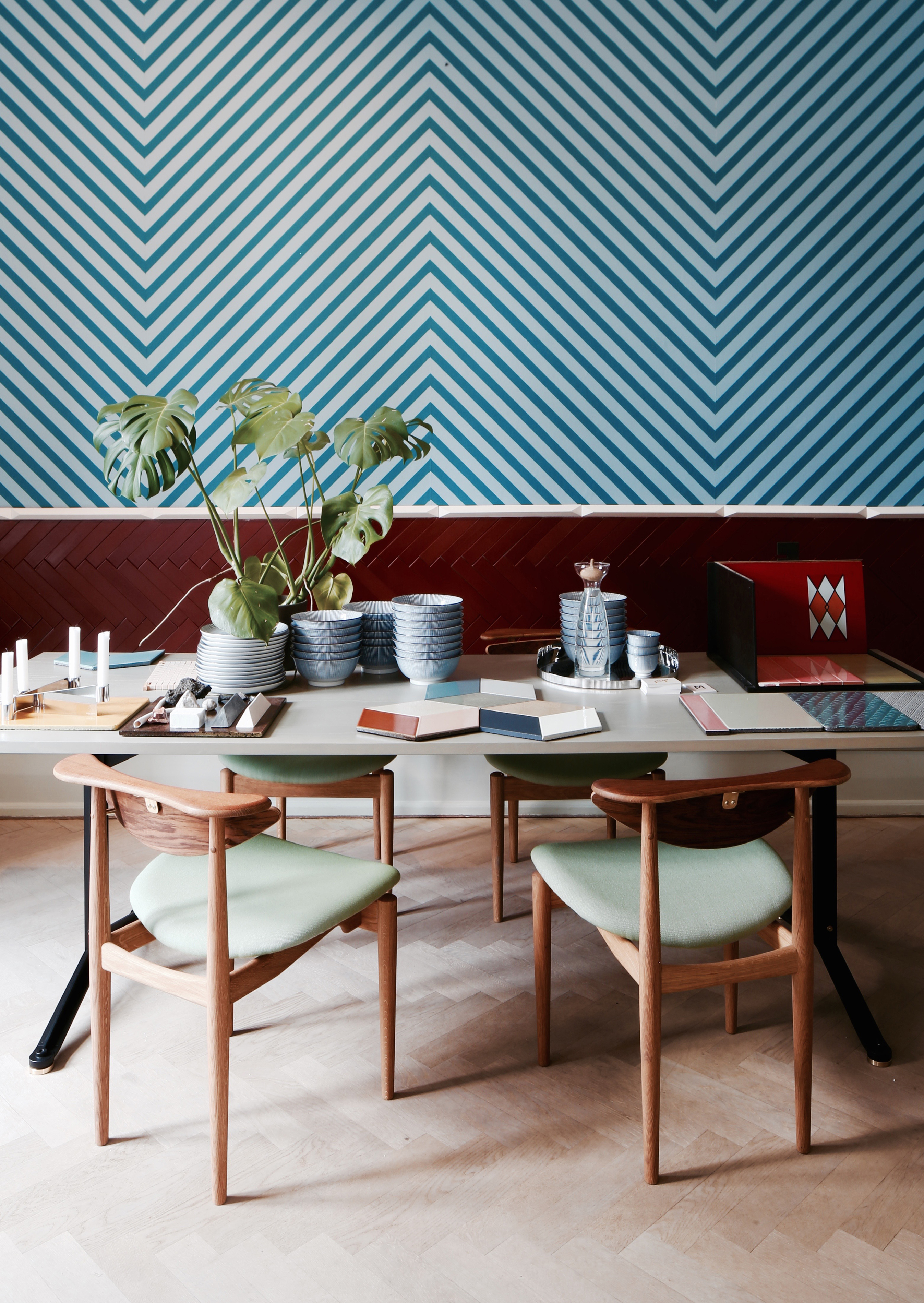 GALLERY: Onecollection Presents A Different View Of Iconic Finn Juhl Designs