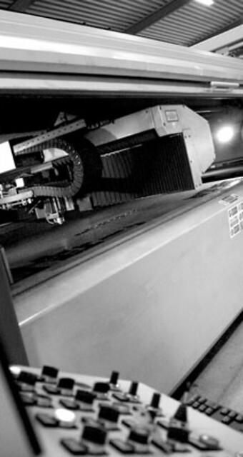 DANPRES A/S tilbyder højhastigheds laserskæring på fuldautomatiske FMS-anlæg