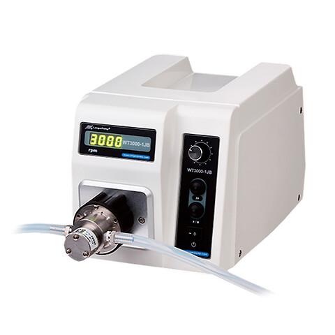 Tandhjulspumpe til dosering ved højt tryk eller høj temperatur