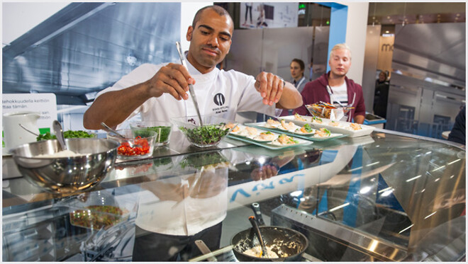 Køkkenemhætte - Halton Foodservice