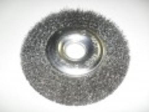 Stålbørste Ø125 mm for maskine