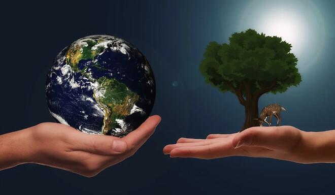 Ekologisk handel för hållbar utveckling