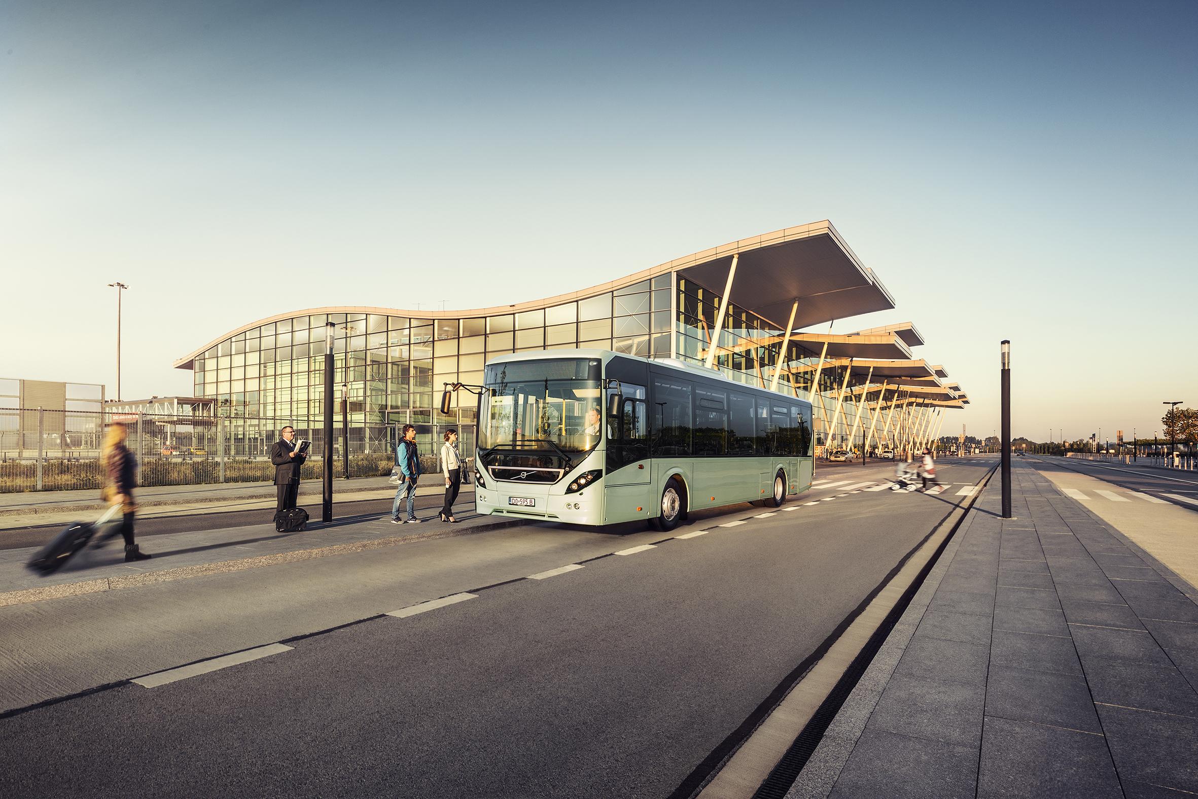 Nytt kontrakt for volvo bussar